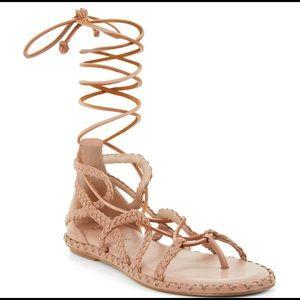 BCBG Maxazria Greek Goddess Sandals